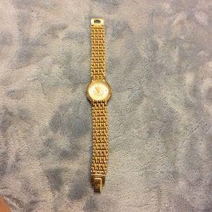 Wester 18k gold watch